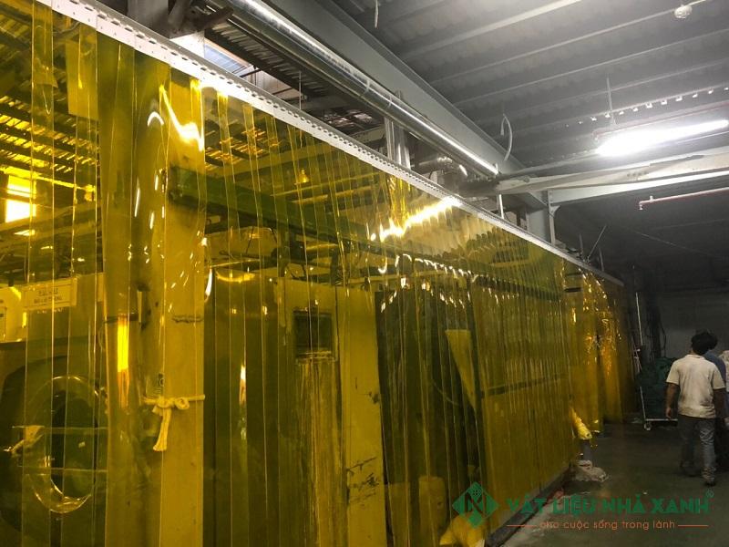 Hiệp Thành là đơn vị thi công rèm nhựa PVC uy tín số 1 tại TPHCM